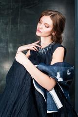Мара. Платье женское PL-1480