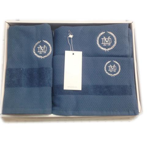 Набор полотенец BONNI БОННИ 3пр 30х50 50х100 и 70х140 Maison Dor (Турция)