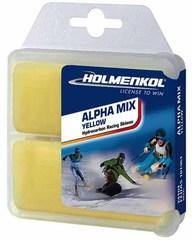 Парафин Holmenkol Alphamix Yellow (0/-4°)