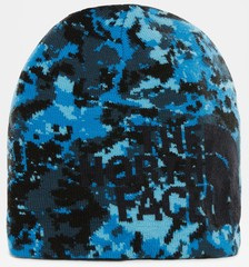 Шапка The North Face Highline Beta Beanie Clearlkbludgtpprt/Avtrnvy