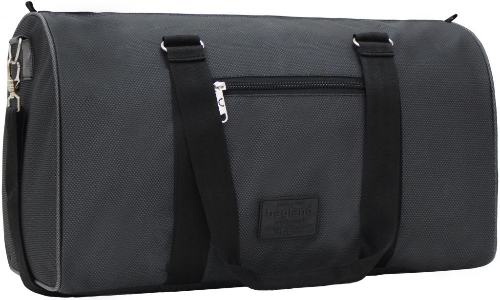 Дорожные сумки Сумка Bagland Milanetti 33 л. Чёрный (00324169) c0514acc3724d4151f69f469c231850b.JPG