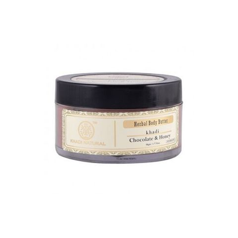 Шоколад и Мёд крем-масло для тела Khadi Natural, 50 гр