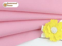 Фетр мягкий корейский светло-розовый RN37