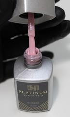 Купить розовый гель-лак для ногтей PLATINUM
