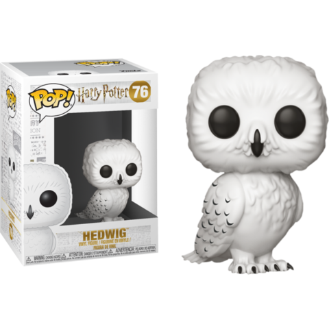 Hedwig (Harry Potter) Funko Pop! Vinyl Figure || Букля