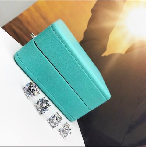 Серьги Tiffany Diamonds