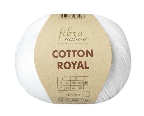Cotton Royal (Fibra Natura)