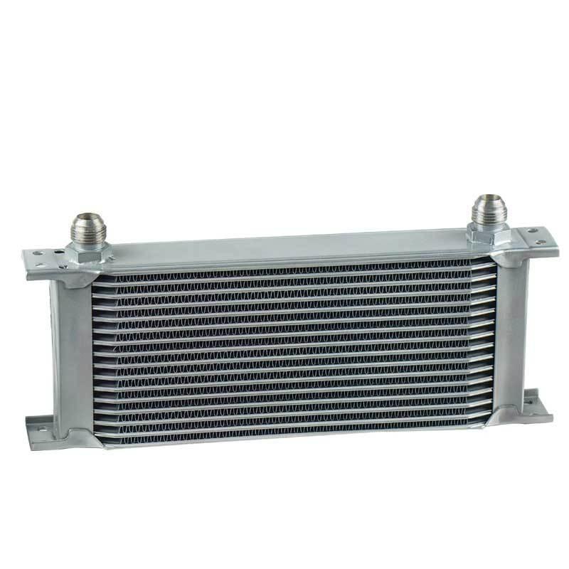 Масляный радиатор коробки передач 16 рядов AN10 Mocal style