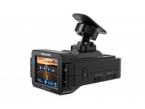 Видеорегистратор с радар-детектором Neoline X-COP 9100 (c функцией Motion Control)