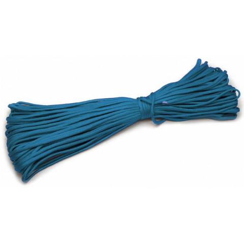 Шнур нейлоновый PC025 длина 30 м, диаметр 4.0 мм (синий)
