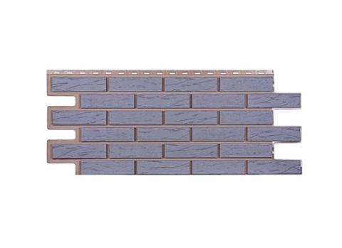 Фасадная панель Саман - Серый