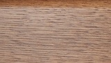Плинтус шпон G1 Ясень Термо Темный DL Profiles-Италия (75 мм*16 мм*2400 мм)