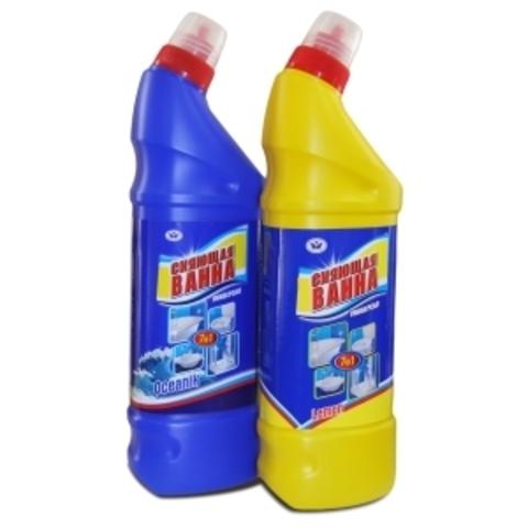 Чистящее средство СИЯЮЩАЯ ВАННА 500мл (в ассортимене)