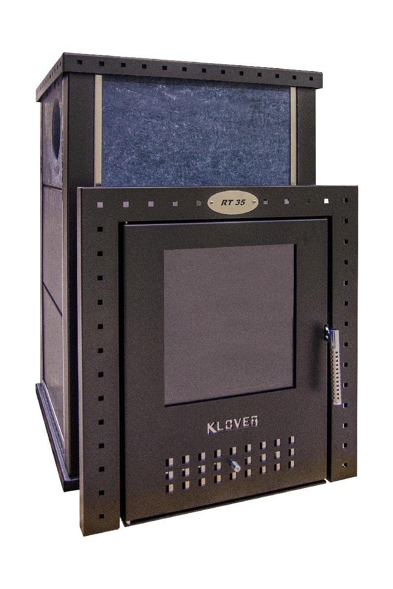 Дровяная печь Klover RT, фото 1