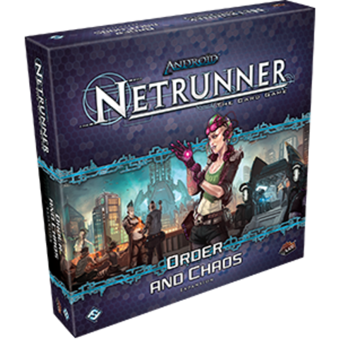 ANR LCG: Deluxe: Order and Chaos