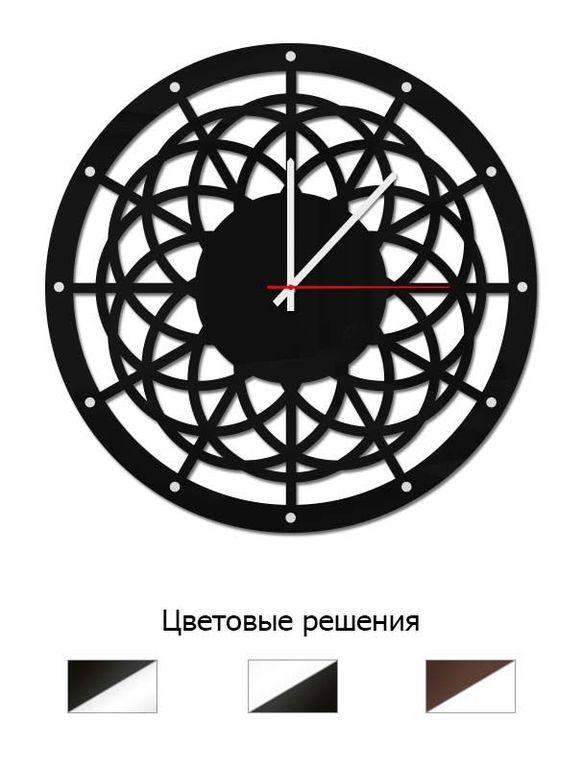 Настенные часы 3dDecor 015017b-s