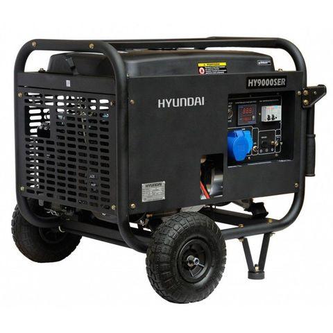 Кожух для бензинового генератора HYUNDAI HY 9000SER