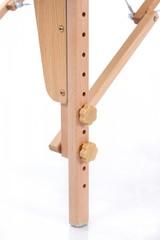 Массажный стол деревянный 4-хсекционный RESTPRO VIP 4