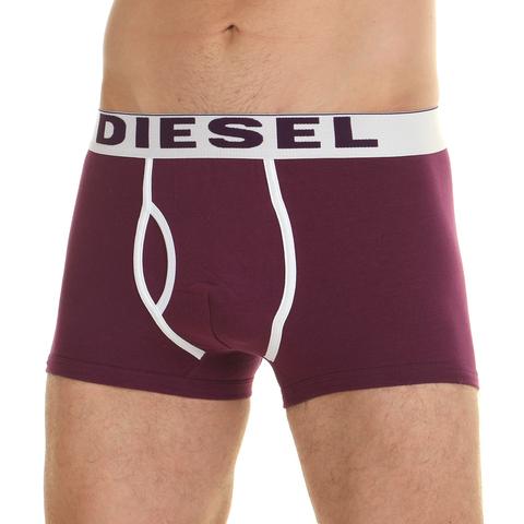Мужские трусы боксеры фиолетовые Diesel