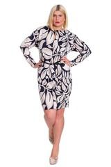 Платье Сильва трикотажное