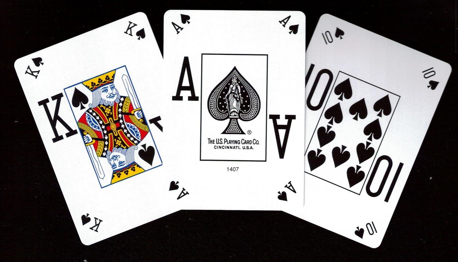 Карты для покера Bicycle Pro PokerPeek
