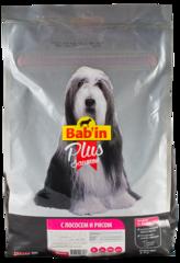Plus Saumon Riz Adulte сухой корм для взрослых собак средних и крупных пород 12,5 кг