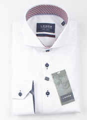 Рубашка Ledub slim fit 0137360-910-480-171
