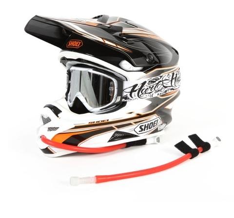 Шланг гидратора для шлема USWE