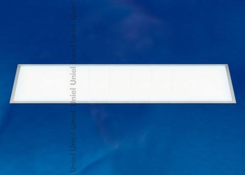 ULP-30120-36W/DW EFFECTIVE SILVER Светильник светодиодный потолочный встраиваемый. Дневной свет (6500K). Корпус серебристый. В комплекте с и/п. ТМ Uniel.