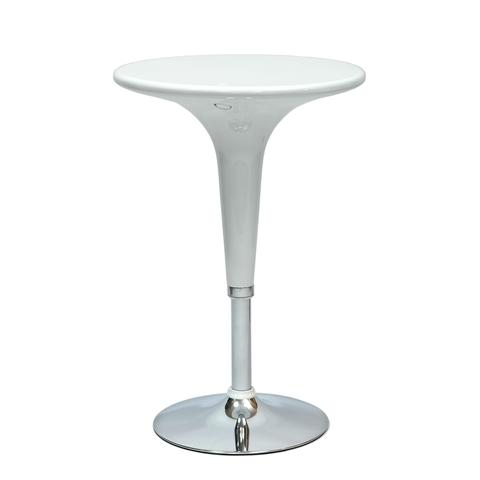 Барный интерьерный круглый стол Malibu/R/ABS (d-60)