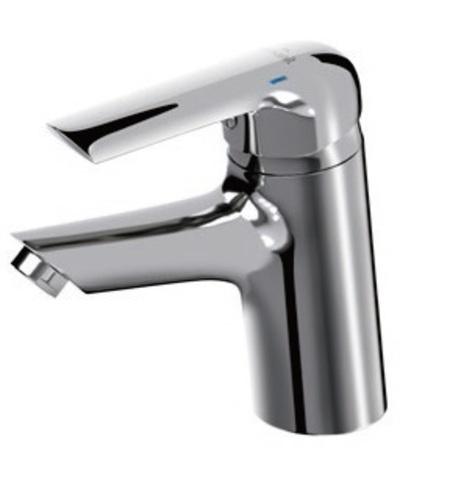 Смеситель для умывальника AVEDO с металлическим донным клапаном S951-143