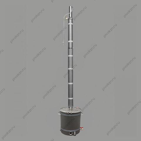 Ректификационный комплект ХД-2 Спирт, 37л с ТЭН и автоматикой