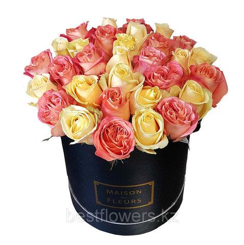 Коробка Maison Des Fleurs микс 15-2