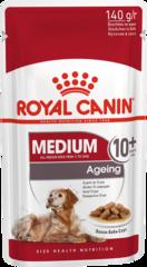 Пауч для стареющих собак средних пород, Royal Canin Medium Ageing 10+