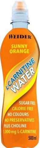 L- карнитин Weider L-Carnitine Water