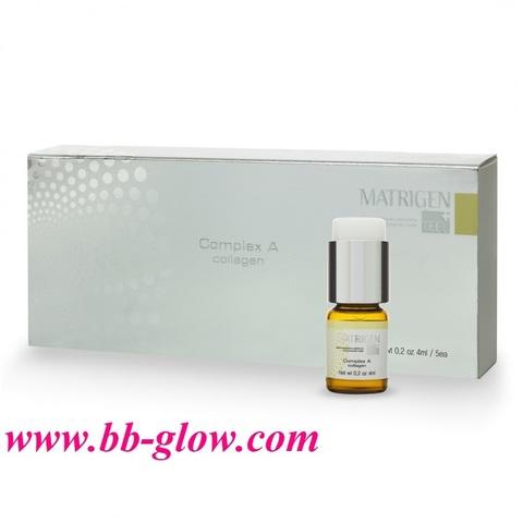 Ампула Collagen A Matrigen 1 упаковка 5 ампул по 4 мл.