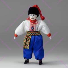 Малая подвесная кукла Украинец