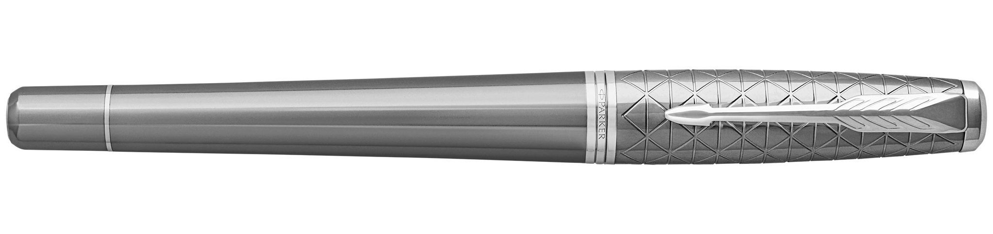 Parker Urban Premium -Silvered Powder CT, ручка-роллер, F, BL