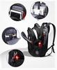 Рюкзак SCHWYZ CROSS SC-81407 USB Сиреневый