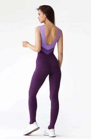 Комбинезон для йоги Violet