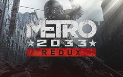 Metro 2033 Redux (для ПК, цифровой ключ)