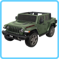 Jeep Gladiator Rubicon 4WD 6768R (ЛИЦЕНЗИОННАЯ МОДЕЛЬ)