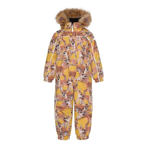 Molo (Моло) Polaris Fur Fawns зимний комбинезон