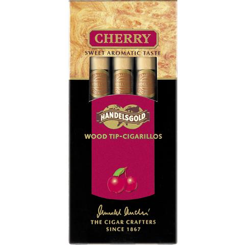 Сигары Handelsgold Wood Tip-Cigarillos Cherry Red