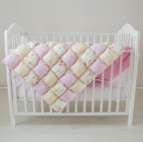 Одеяло Bombon Шебби