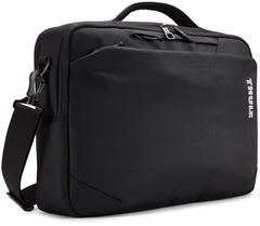 """Сумка городская Thule Subterra Laptop Bag 15.6"""" Black"""
