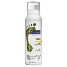 Footlogix: Согревающий мусс для замерзающих ног (Cold feet formula), 120г