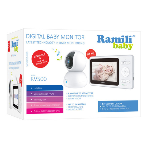Ramili Baby RV500