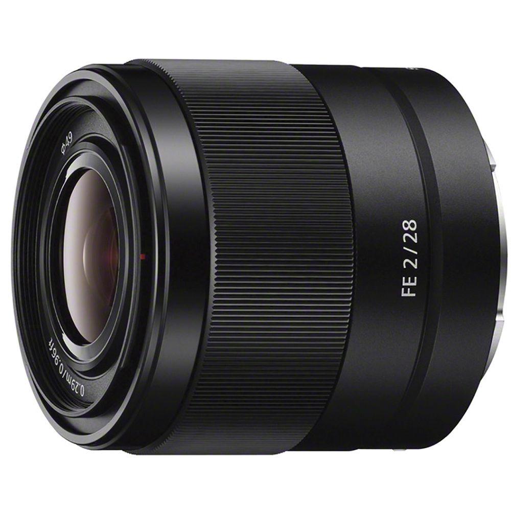 SEL-28F20 объектив Sony FE 28mm f/2