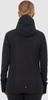 Элитный костюм для зимнего бега Gri Темп женский черный